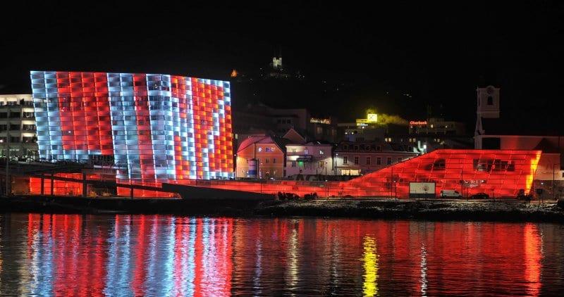 O Que Fazer em Linz: Ars Electronica Center