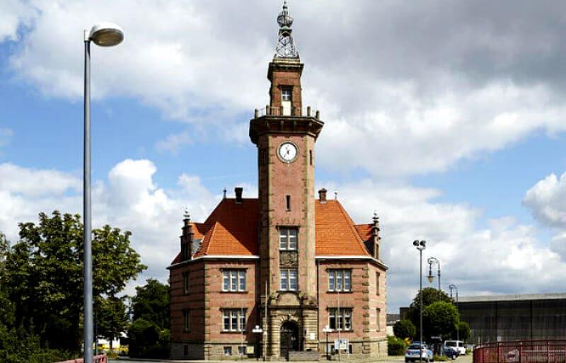 O Que Fazer em Dortmund: Port Authority Building
