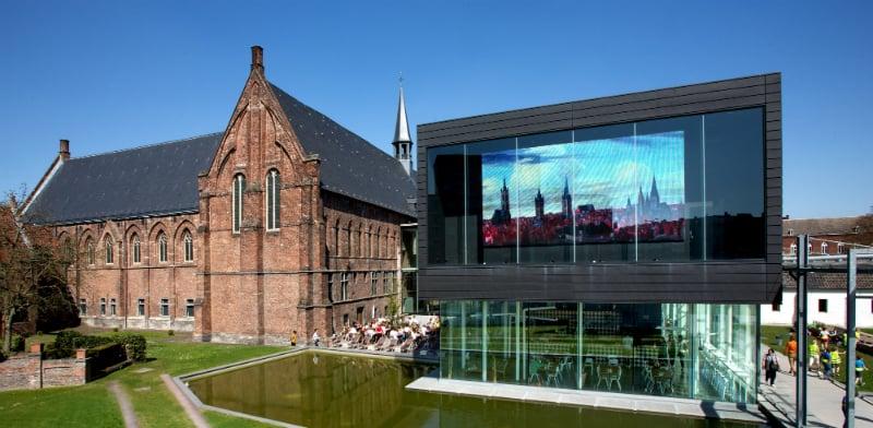 O Que Fazer em Gante: Ghent City Museum (STAM)