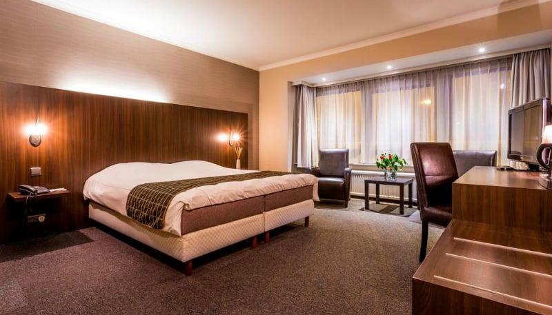 O Que Fazer em Gante: Hotel