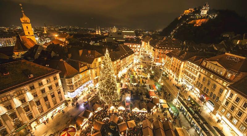 O Que Fazer em Graz na Áustria: