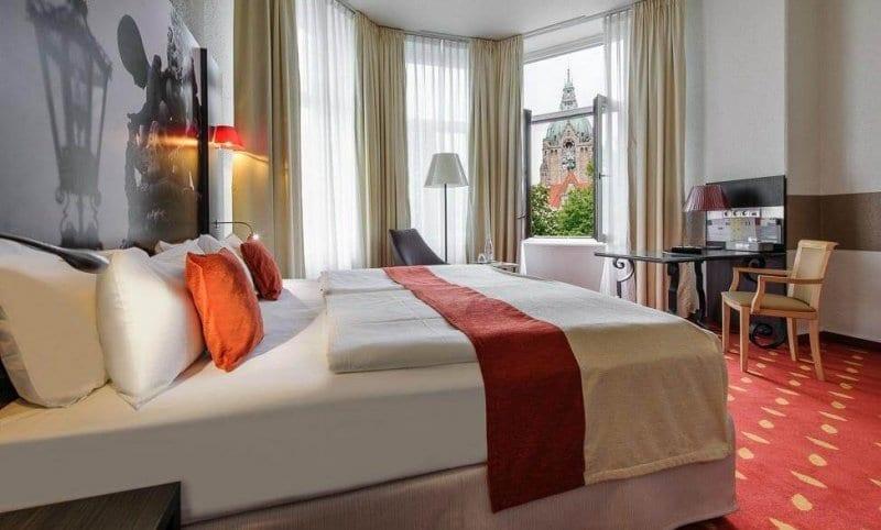 O que fazer em Hanôver: Hotel