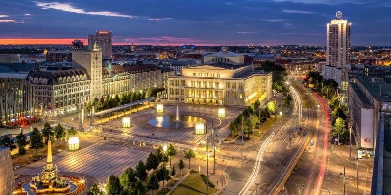 O Que Fazer em Leipzig: centro histórico