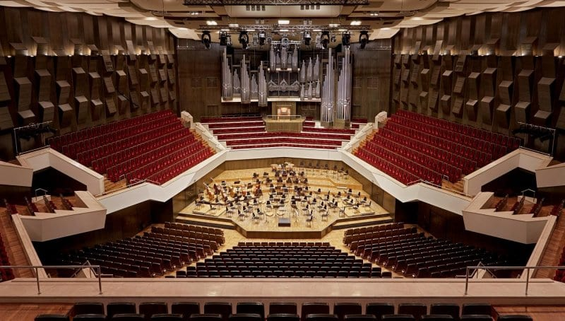O Que Fazer em Leipzig: teatro Gewandhausorchester