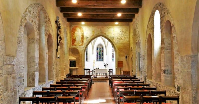 O Que Fazer em Linz: St. Martin's Church
