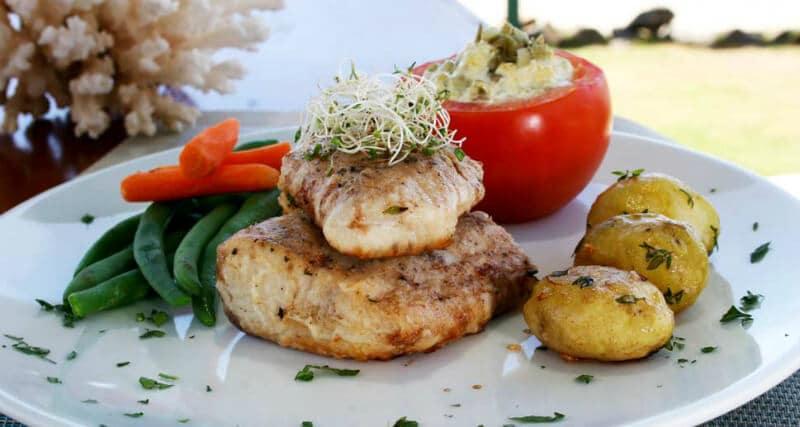 O Que Fazer em Manta: gastronomia