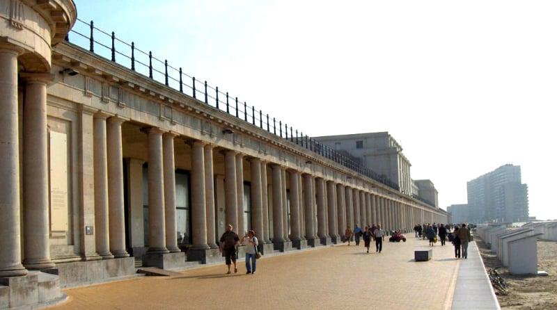 O Que Fazer em Ostend: Ostend durante a Primeira Guerra Mundial