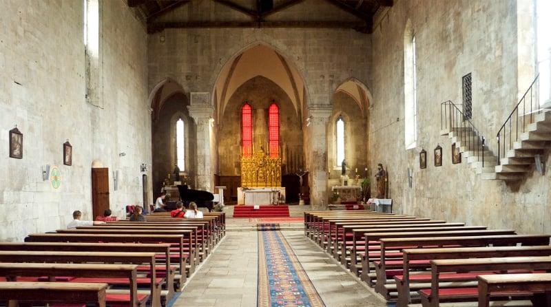 O Que Fazer em Pula: Igreja e Mosteiro de São Francisco