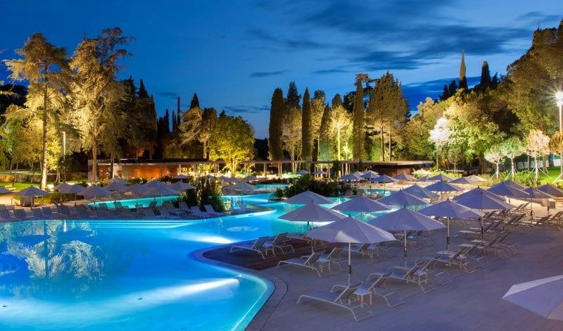 O Que Fazer em Rovinj: Hotel