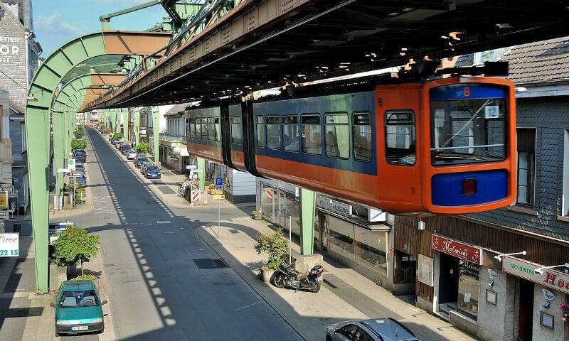 O Que Fazer em Wuppertal: Wuppertal Suspension Railway