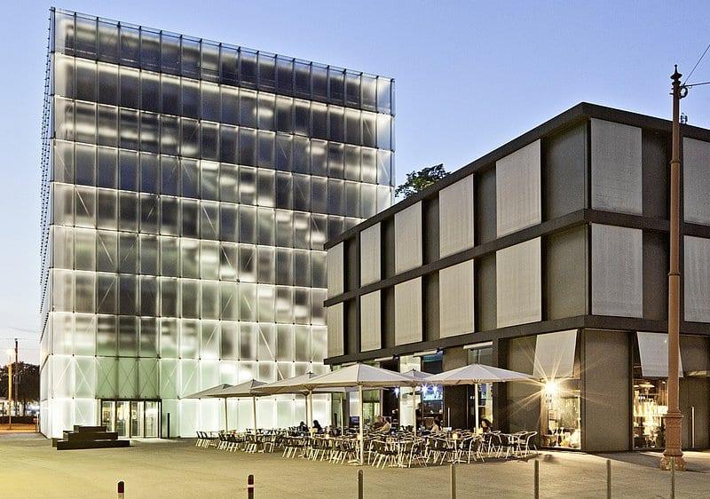 O Que Fazer em Bregenz: Kunsthaus Bregenz