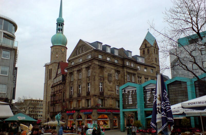 O Que Fazer em Dortmund: Reinoldikirche