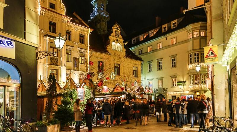 O Que Fazer em Graz na Áustria: Altstadt von Graz