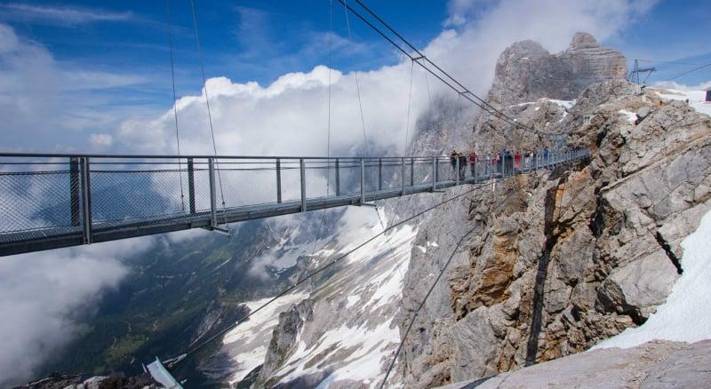 O Que Fazer em Hallstatt: Dachstein Skywalk