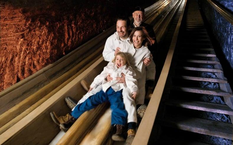O Que Fazer em Hallstatt: Hallstatt Salt Mine