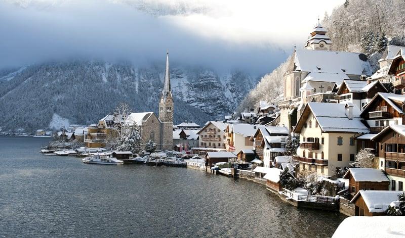 O Que Fazer em Hallstatt: Lake Hallstatt
