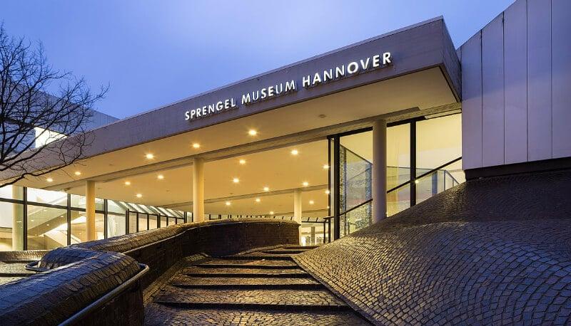O Que Fazer em Hanôver: museus de arte
