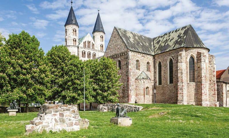 O Que Fazer em Magdeburg: Kloster Unser Lieben Frauen