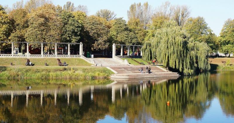 O Que Fazer em Magdeburg: Parque Rotehorn