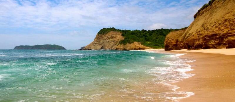 O Que Fazer em Manta: praias