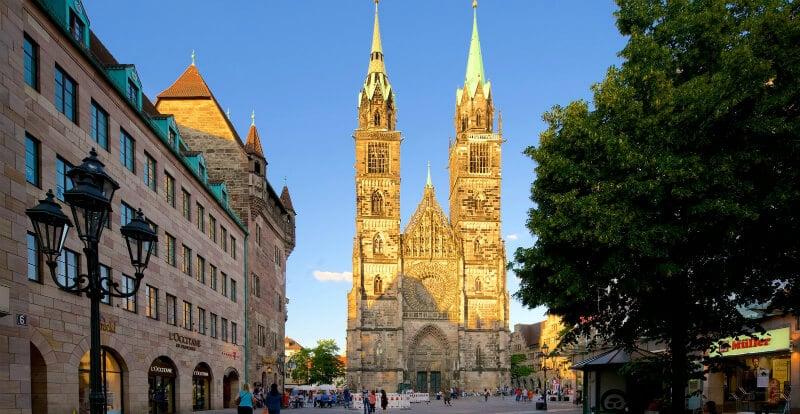 O Que Fazer em Nuremberga: Catedral de St. Lorenz