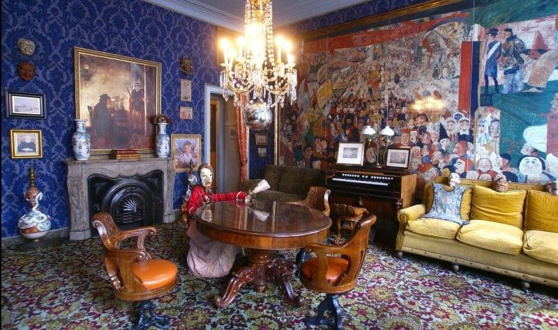 O Que Fazer em Liège: Museu Ensor