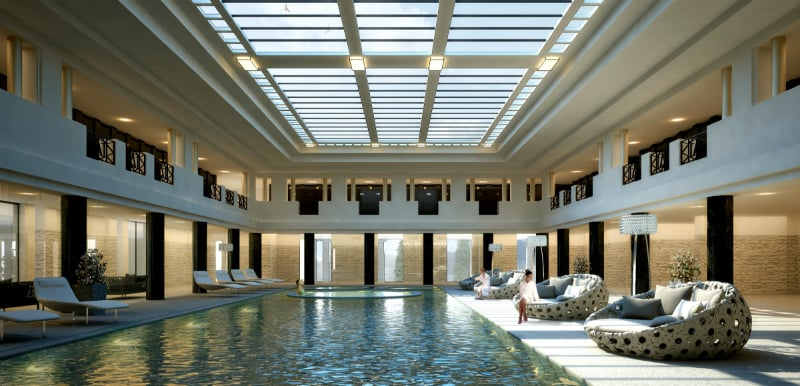 O Que Fazer em Ostend: Hotel