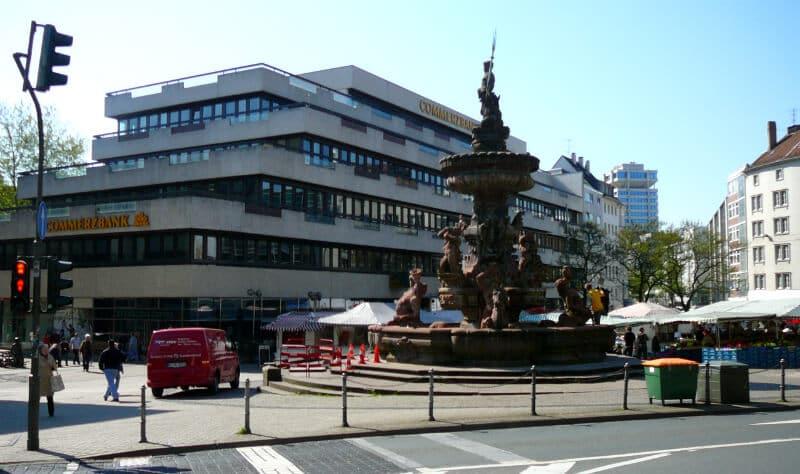 O Que Fazer em Wuppertal: Neumarkt