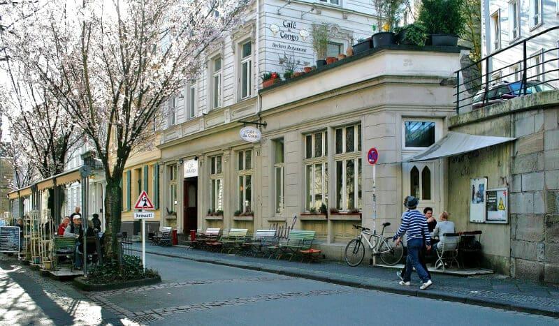 O Que Fazer em Wuppertal: Luisenviertel