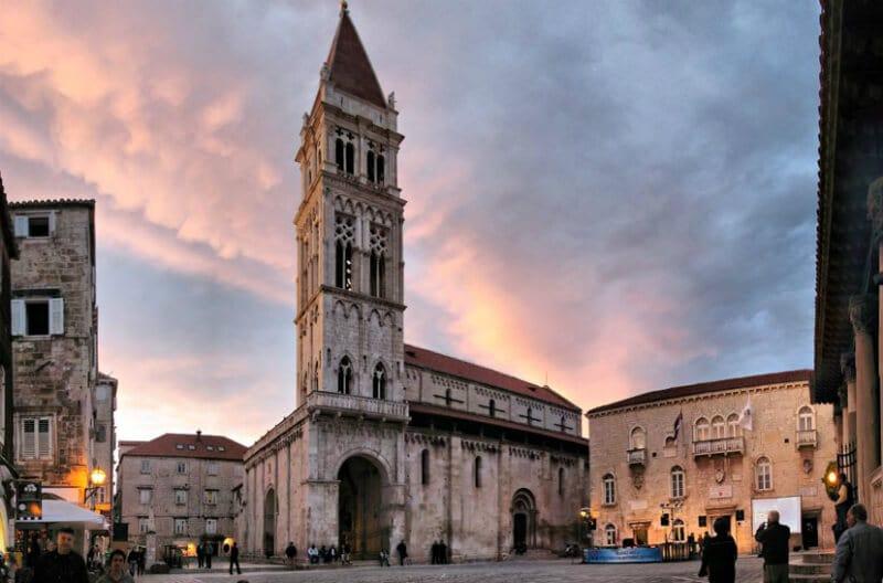 O Que Fazer em Trogir: Catedral de Trogir