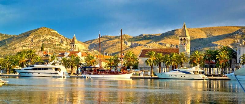 O Que Fazer em Trogir na Croácia